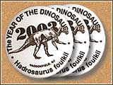 Dino Buttons